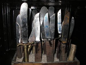 Messer schleifen in Esslingen